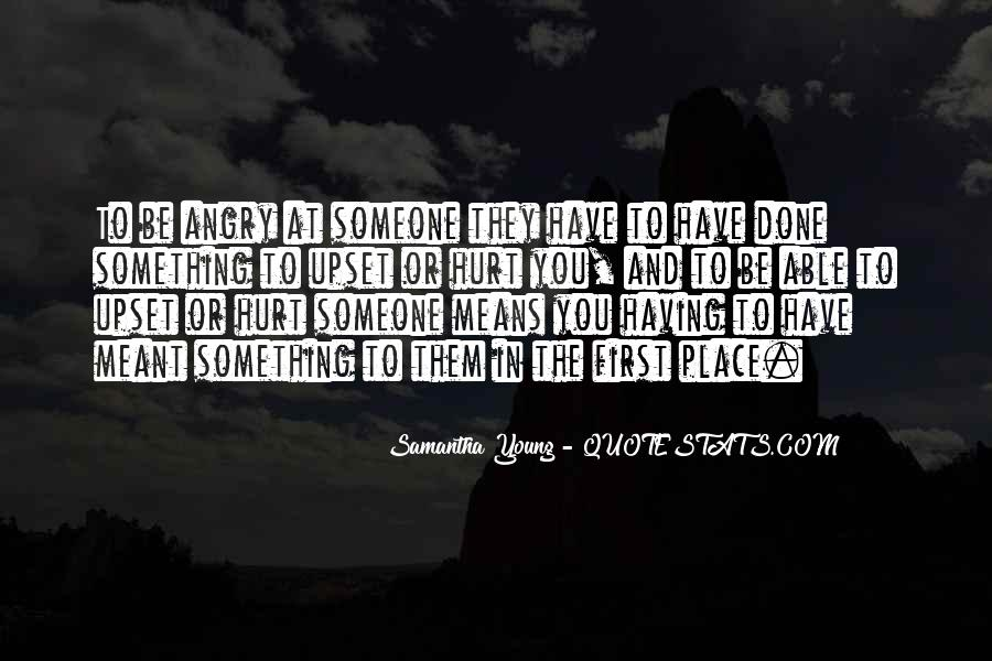 Samantha Young Quotes #99058