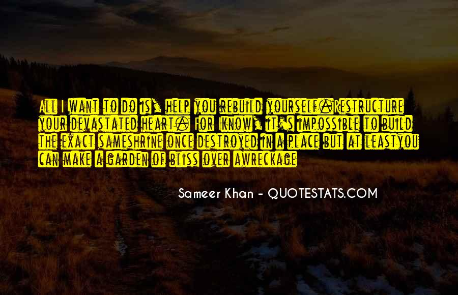 Sameer Quotes #1323046
