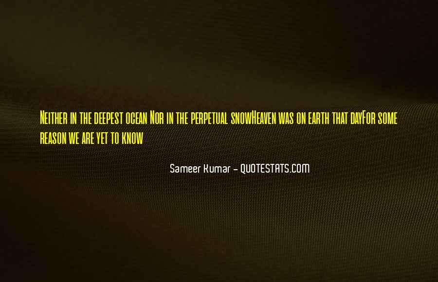Sameer Quotes #508756