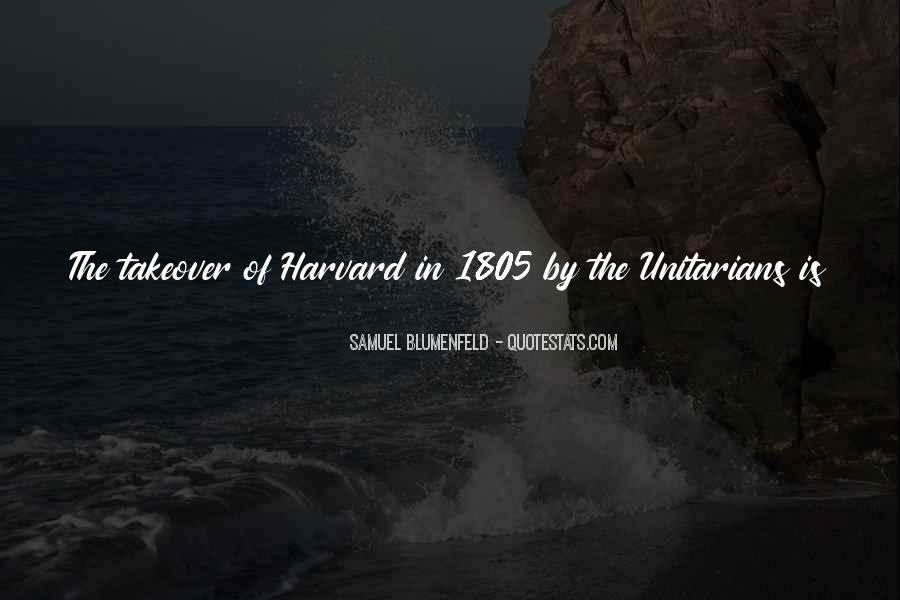 Samuel Blumenfeld Quotes #789253