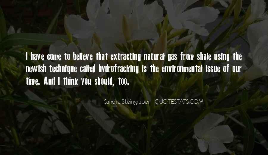 Sandra Steingraber Quotes #1740872