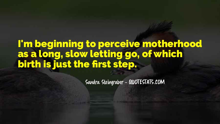 Sandra Steingraber Quotes #1861121