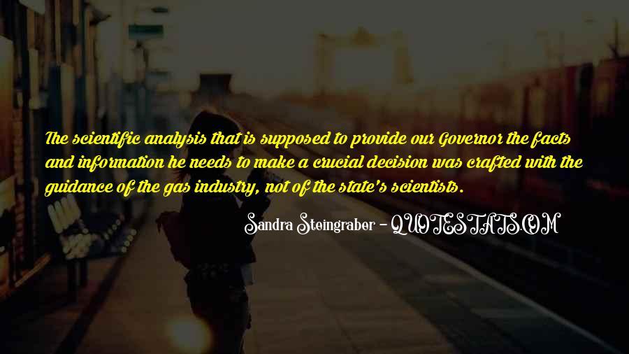 Sandra Steingraber Quotes #52771