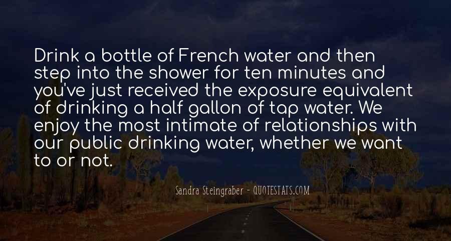 Sandra Steingraber Quotes #966302