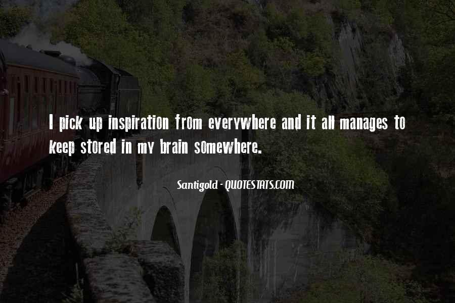Santigold Quotes #1374362