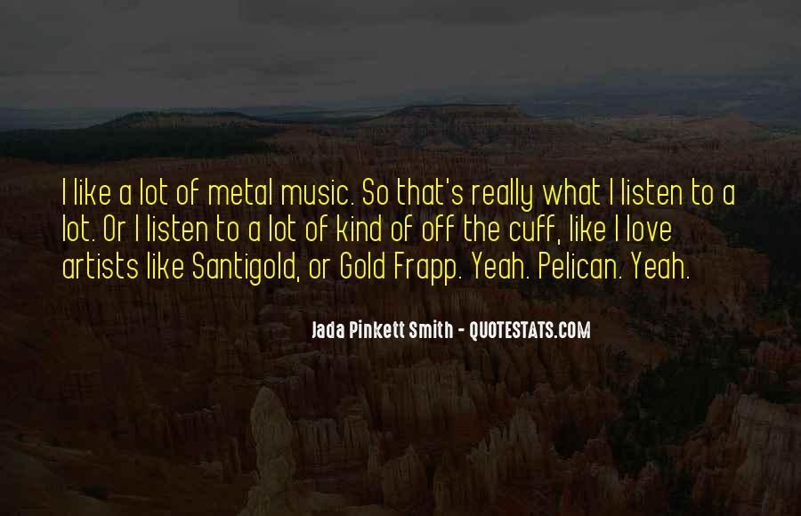 Santigold Quotes #1838879