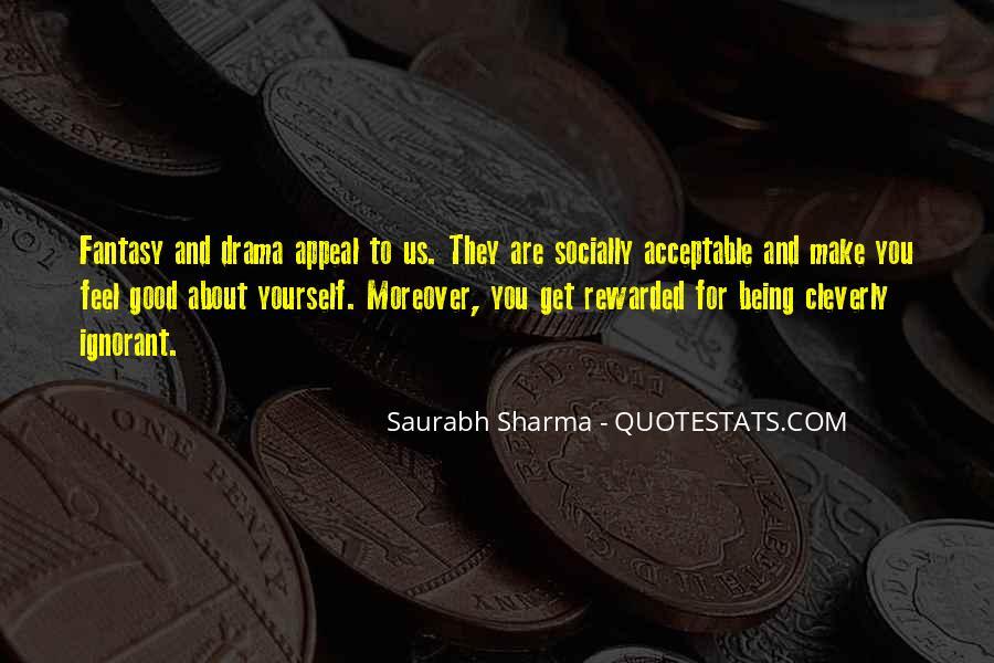Saurabh Sharma Quotes #1548874