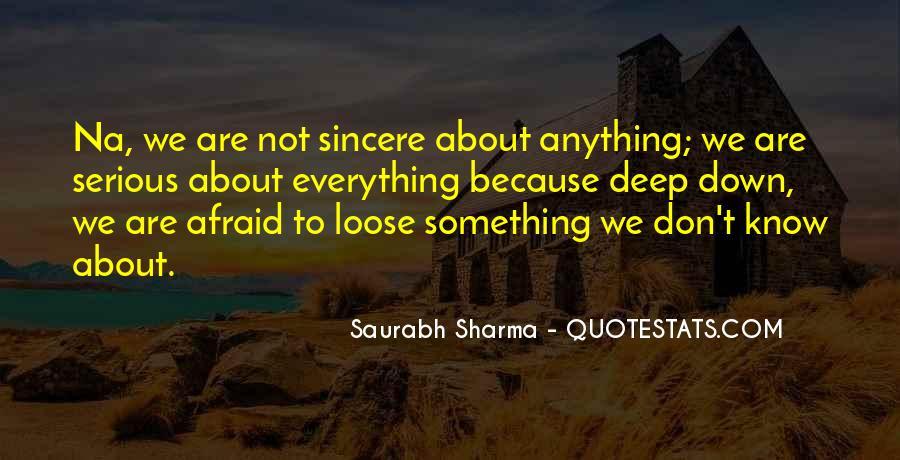 Saurabh Sharma Quotes #1690506