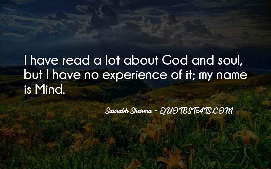 Saurabh Sharma Quotes #40211