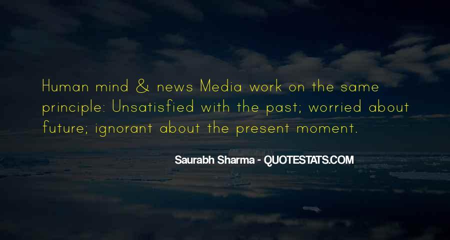 Saurabh Sharma Quotes #642034