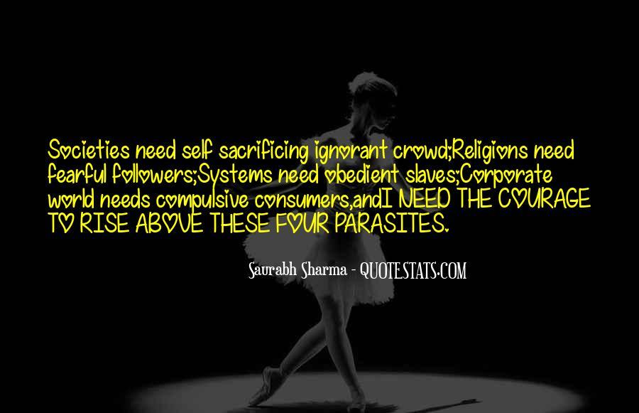 Saurabh Sharma Quotes #734004