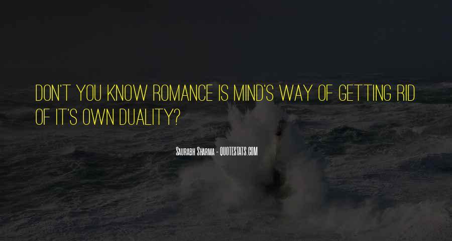 Saurabh Sharma Quotes #972794
