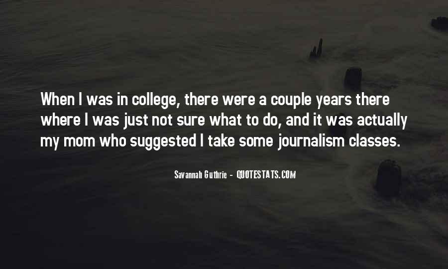 Savannah Guthrie Quotes #1501997