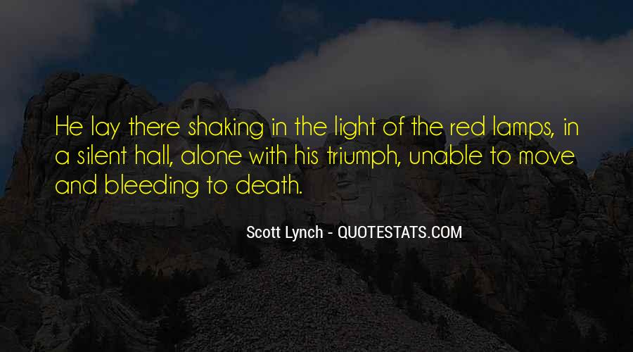 Scott Lynch Quotes #116084