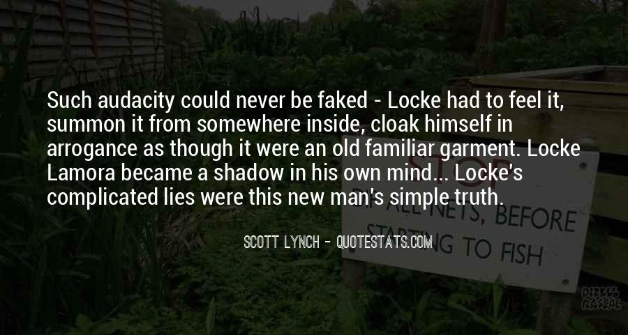 Scott Lynch Quotes #30347