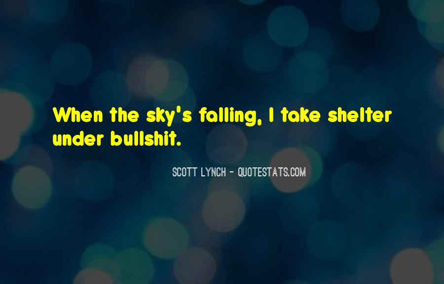 Scott Lynch Quotes #340854