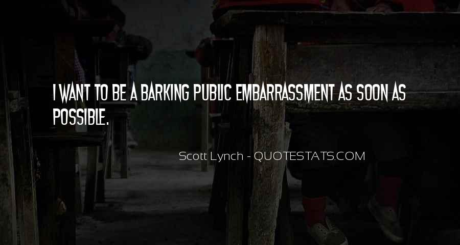 Scott Lynch Quotes #370245