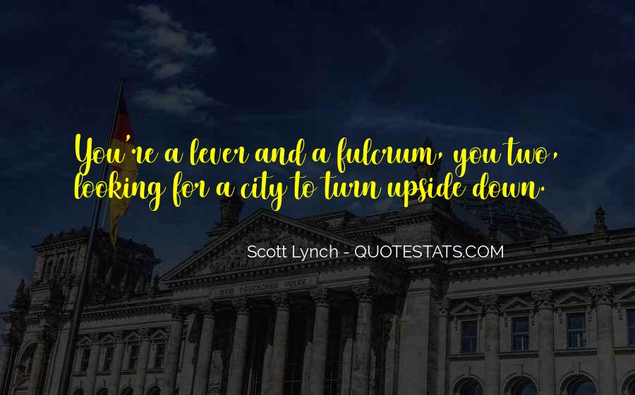 Scott Lynch Quotes #409934