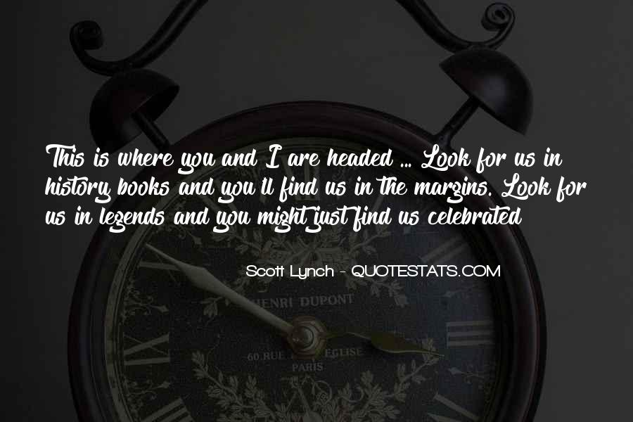 Scott Lynch Quotes #414155