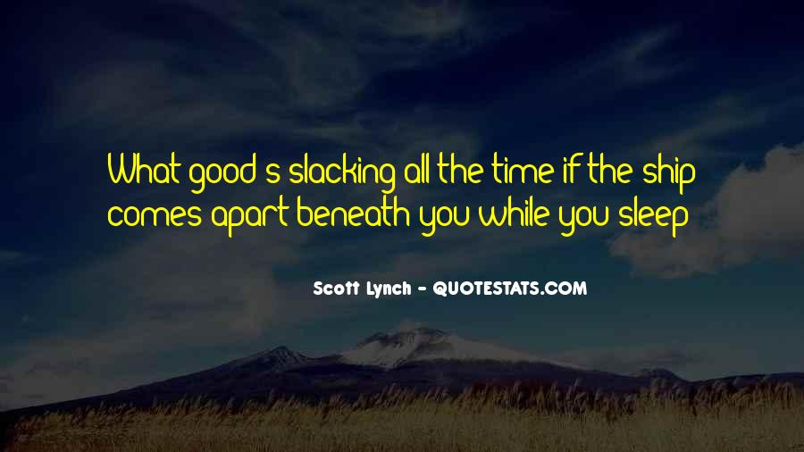 Scott Lynch Quotes #60778