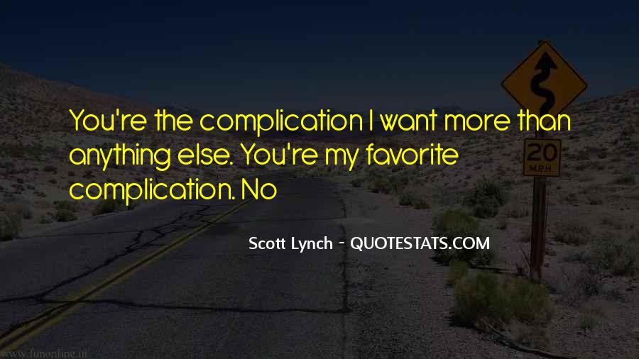 Scott Lynch Quotes #88974