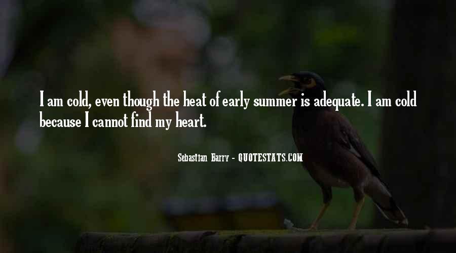 Sebastian Barry Quotes #1040518