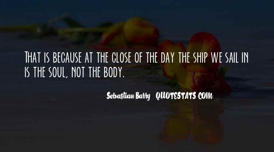 Sebastian Barry Quotes #1054044