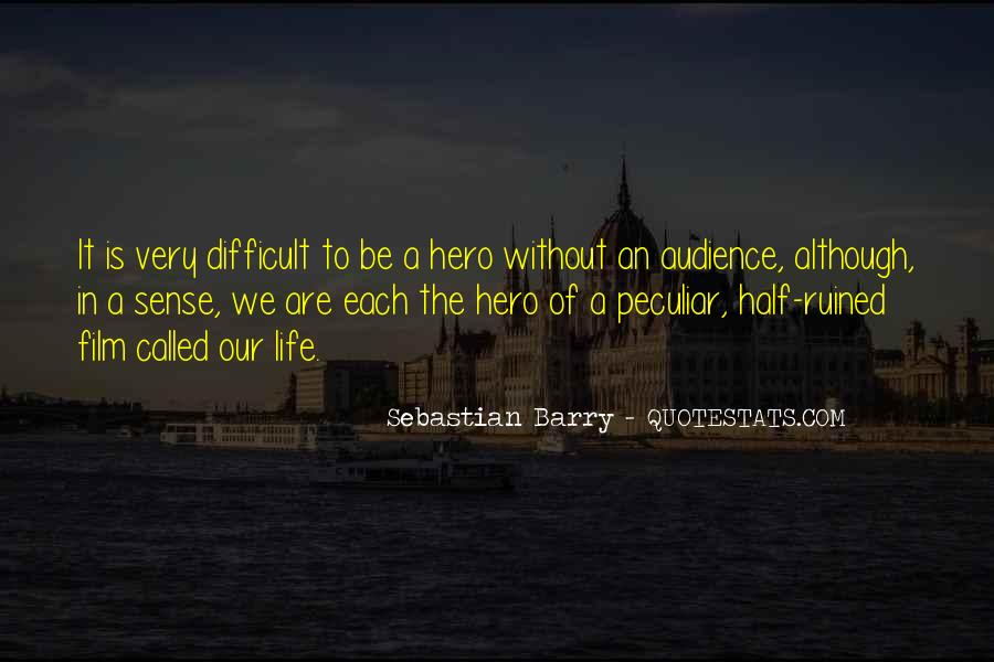 Sebastian Barry Quotes #1059857