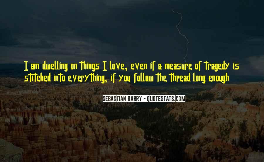 Sebastian Barry Quotes #1060263