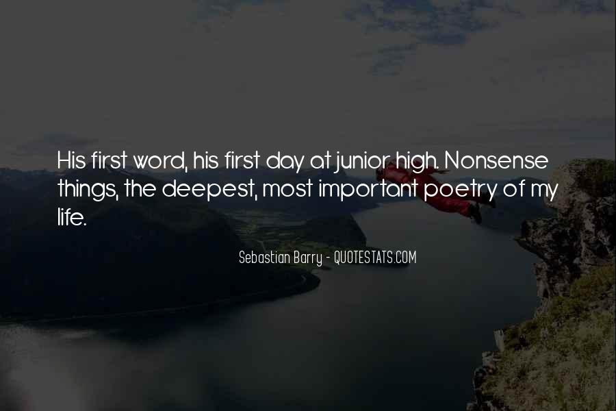 Sebastian Barry Quotes #1116554