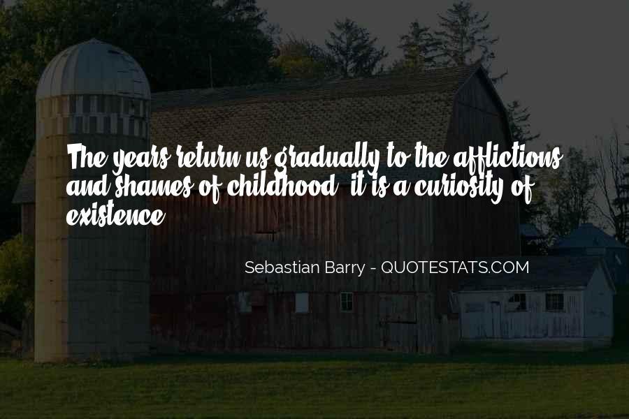 Sebastian Barry Quotes #113644