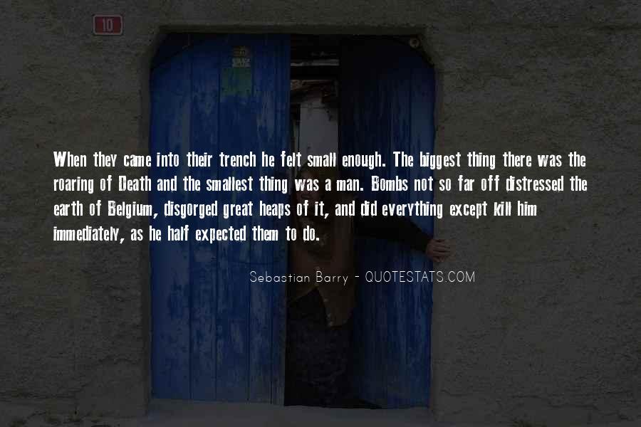 Sebastian Barry Quotes #1151164