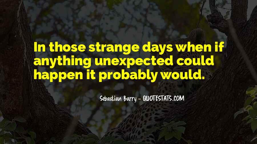 Sebastian Barry Quotes #1210447