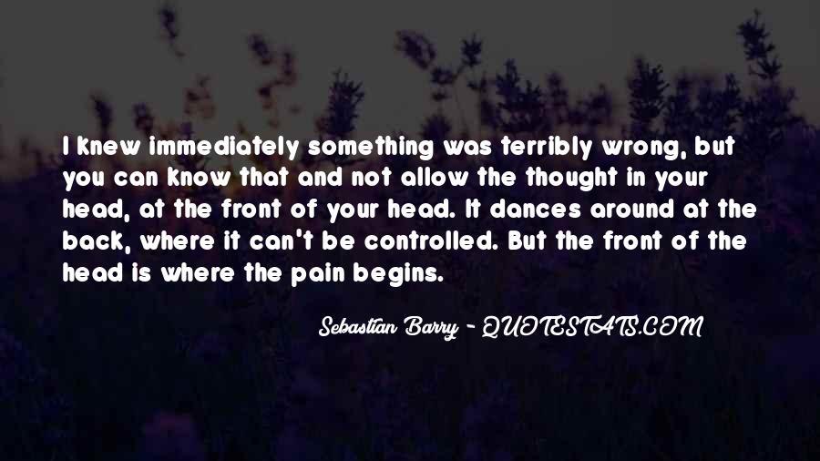 Sebastian Barry Quotes #1277934