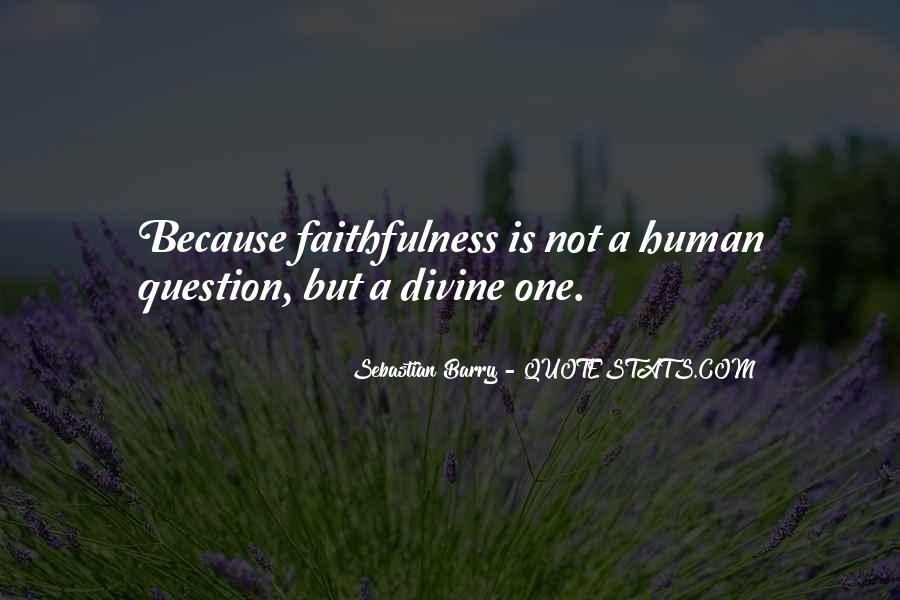 Sebastian Barry Quotes #1282984