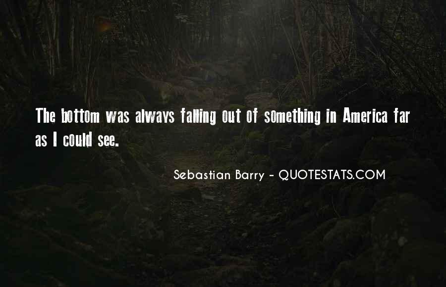 Sebastian Barry Quotes #1356976