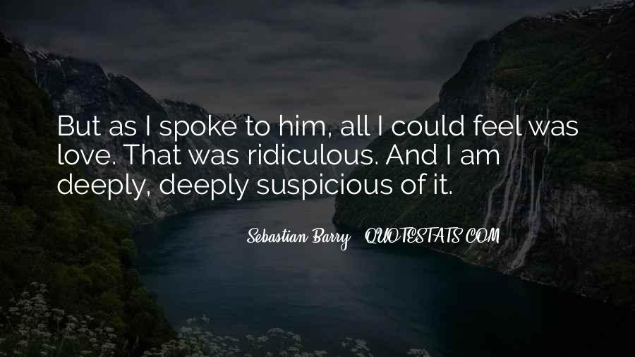 Sebastian Barry Quotes #1498360