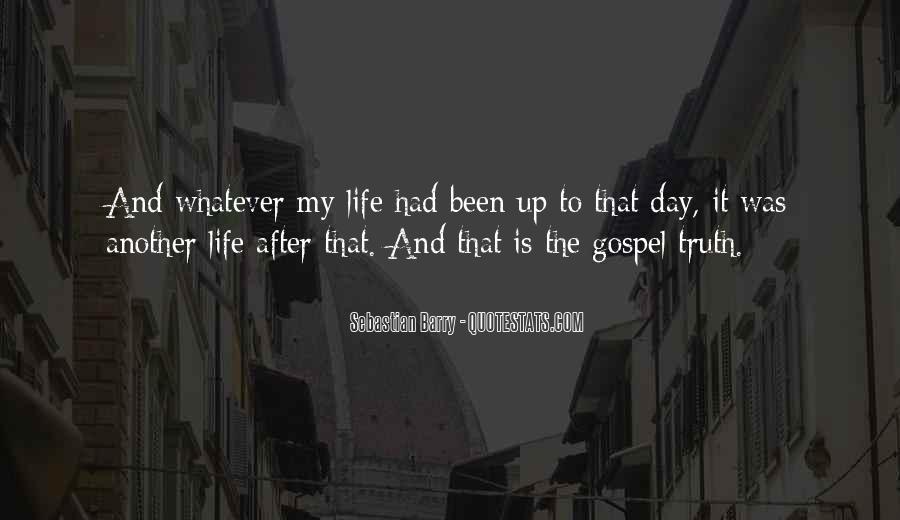 Sebastian Barry Quotes #1522140