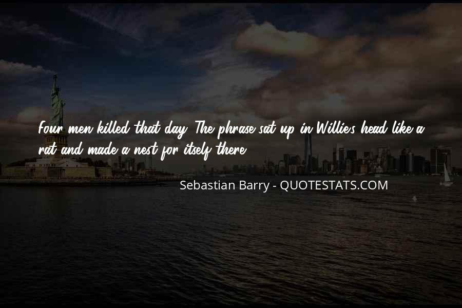 Sebastian Barry Quotes #1525734