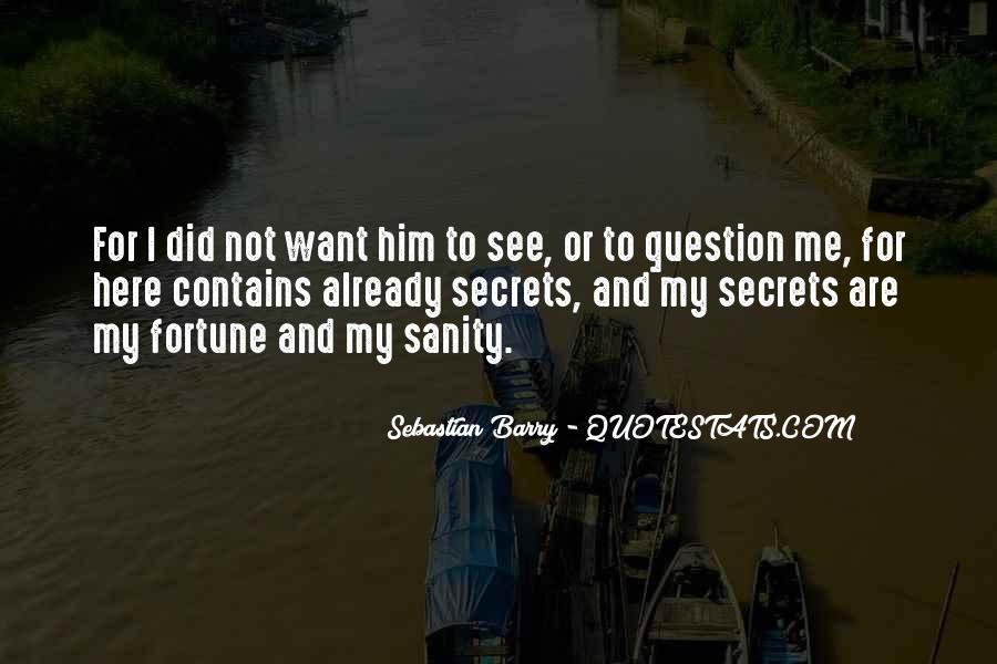 Sebastian Barry Quotes #1622454