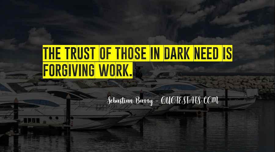 Sebastian Barry Quotes #1662969