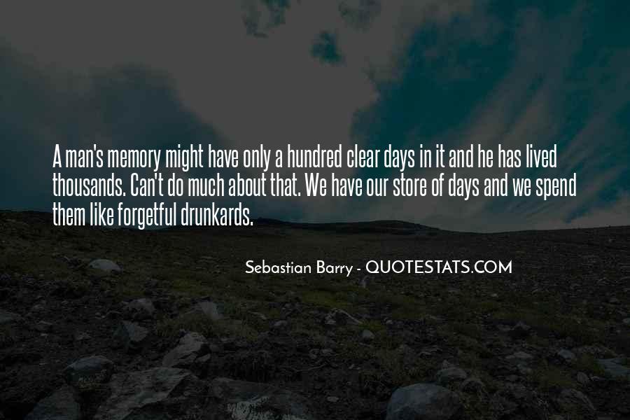 Sebastian Barry Quotes #173100