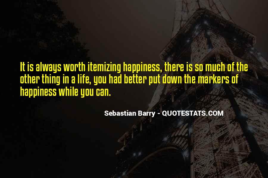 Sebastian Barry Quotes #1834457