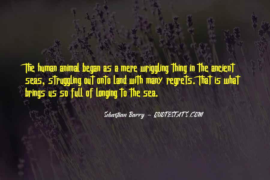 Sebastian Barry Quotes #194933