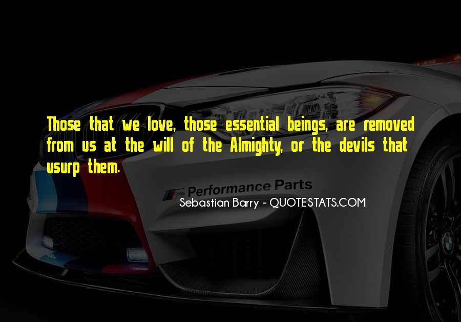 Sebastian Barry Quotes #207835