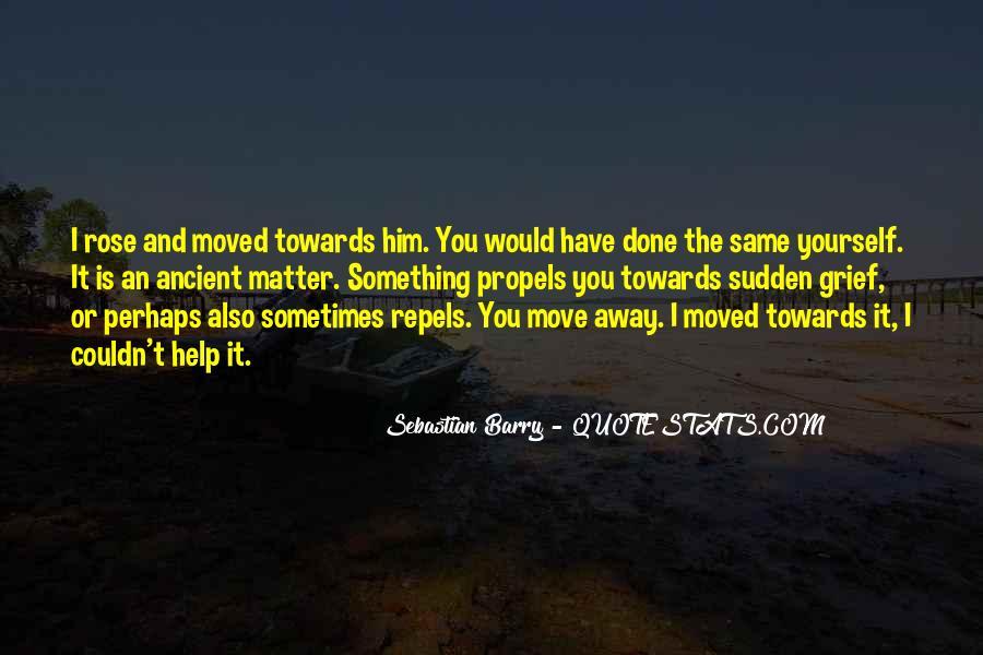 Sebastian Barry Quotes #340041
