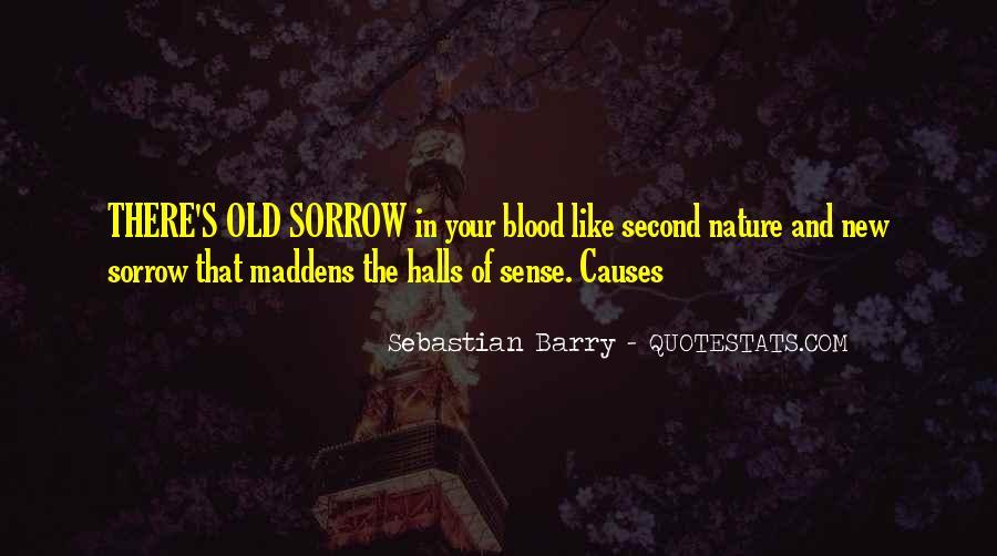 Sebastian Barry Quotes #358321