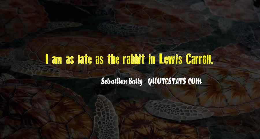 Sebastian Barry Quotes #568075