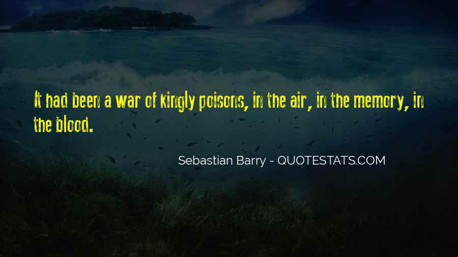 Sebastian Barry Quotes #651679