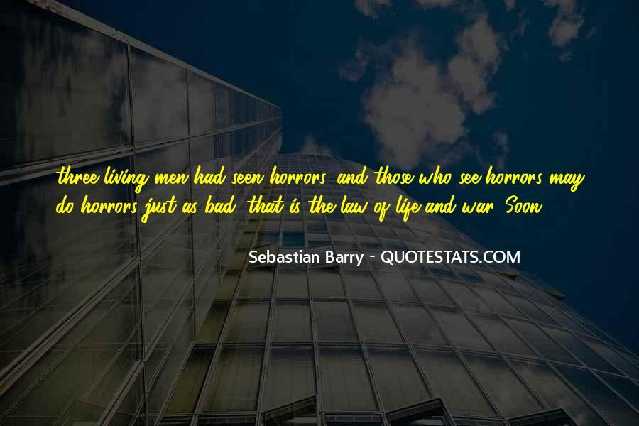 Sebastian Barry Quotes #666147